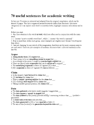Argumentative Writing Worksheets Argumentative Essay Rebuttal Example