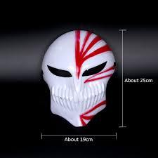 Anonymous Flag 2 Colors Kurosaki Ichigo Mask Anonymous Guy Halloween Mask