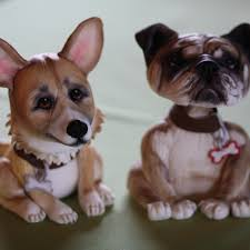 dog cake topper cake toppers and fondant cake decor