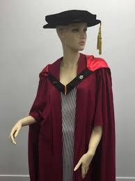 phd regalia uow phd set regalia sets buy regalia academic dress hire
