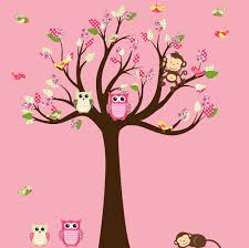 Owl Wall Decals Nursery by Wall Decal Tree Owl Wall Decal Thousands Pictures Of Wall