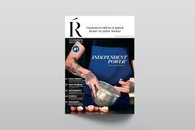 magazine de cuisine professionnel cuisine révolution magazine