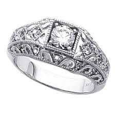 vintage estate engagement rings antique rings estate georgian nouveau edwardian