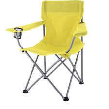 Collapsible Camping Chair Ozark Trail Deluxe Folding Camping Arm Chair Walmart Com