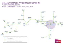 Tgv Map France by Geographical Location Strasbourg Convention Bureau