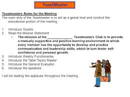 Table Topics Toastmasters Timer Today I Am Your Timer My Job Is To Time Speeches