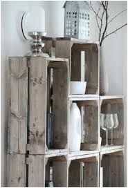 Wooden Storage Shelves Diy by 50 Decorative Rustic Storage Projects For A Beautifully Organized