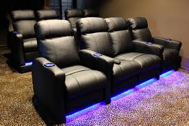 home theater recliner chairs lane 222 end zone reclining home theater seats youtube homes