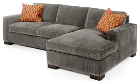 Corduroy Sectional Sofa Appealing Corduroy Sofa Excellent Decoration Corduroy Sectional