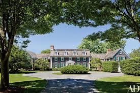 Hamptons Contemporary Home Design Decor Show Shelton Mindel U0026 Associates Modernize A Shingle Clad Colonial