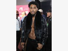 rapper trey songz accused of beating a woman at hollywood party