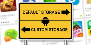 where are apps stored on android when it comes to external storage for android apps it s hit or