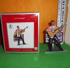 elvis musical ornament ebay