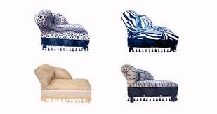 Chaise Beds Dog Beds Mini Pet Chaise Bed Pets Trends