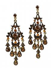 Costume Chandelier Earrings Vintage Costume Jewelry Brooches Pins Necklaces Earrings Vintage