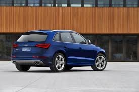 audi q5 supercharged audi blows u s a with the supercharged audi sq5 the fast