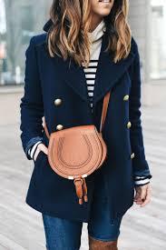 Warm Winter Coats For Women Top 25 Best Navy Coat Ideas On Pinterest Trench Coats Winter
