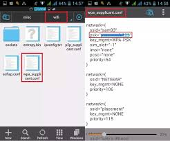 android wifi password how to see a saved wi fi password on android without root