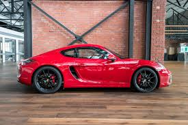 cayman porsche 2015 2015 porsche cayman gts richmonds classic and prestige cars