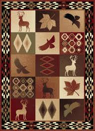 nature lodge rug collection