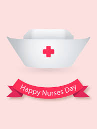 nurses day balloons happy day hat card birthday greeting cards by davia