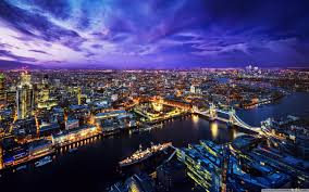 london skyline at night 4k hd desktop wallpaper for u2022 wide