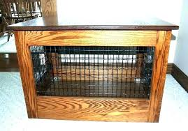 dog kennel side table dog crate coffee table dog cage coffee table coffee table dog crate