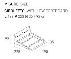 materasso king size misure letto king size stromboli giroletto