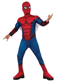 party city halloween costumes for guys spider man costumes halloweencostumes com