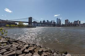 manhattan skyline views of the manhattan bridge and the manhattan skyline from the