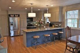 Chalk Painted Kitchen Cabinets  Excellent Painted Kitchen - Painting kitchen cabinets chalkboard paint