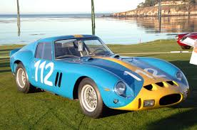 most expensive car accident featuring a 1962 ferrari 250 gto 3
