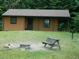 modern cabin picture of prince gallitzin state park patton