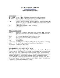 Dancer Resume Sample Sample Dance Resume For Audition U2013 Topshoppingnetwork Com