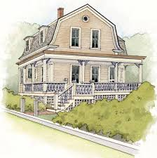 paint schemes for a victorian cottage old house restoration