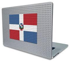 Domenican Flag Flag Of Dominican Republic Pixel Art U2013 Brik