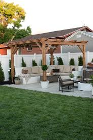 our backyard reveal u0026 get the look room for tuesday