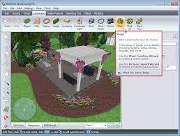 Pro Landscape Software by Adding A Plant