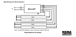 t8 fluorescent ballast wiring diagram t8 free wiring diagrams