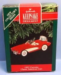hallmark keepsake ornament 1961 chevrolet corvette mako shark i in