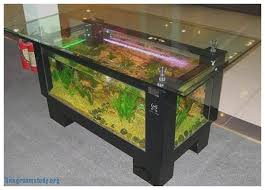 Fish Tank Living Room Table - living room best of how to make a coffee table aquarium how to
