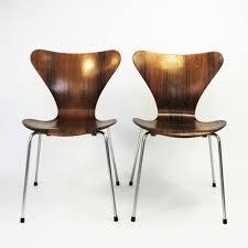 Jacobsen Chair Model 3107 Dinner Chair By Arne Jacobsen For Fritz Hansen 1960s