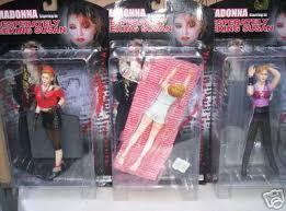 Seeking Doll Popsike Madonna Doll Desperately Seeking Susan Set Of 3