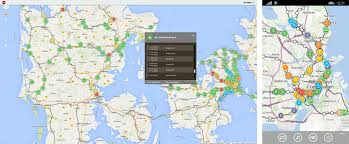 Real Time Maps Landets Puls New Hafas Live Map In Denmark U2014 Hacon