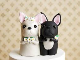 bulldog cake topper bulldog wedding dresses fashion dresses
