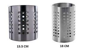 ustensiles de cuisine ikea ikea ordning argent acier inoxydable couverts support ustensiles