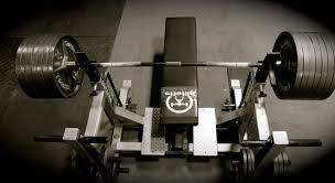 bench press journey of an iron addict