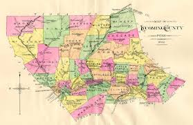 Pennsylvania Map With Counties by This Week In Pennsylvania Archaeology February 2013