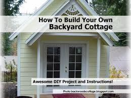 backyard cottage backyardcottage backwoodscottage blogspot com jpg