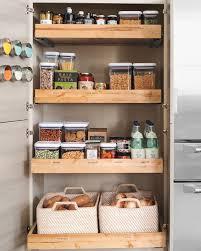 cabinet storage in kitchen kitchen storage organization martha stewart